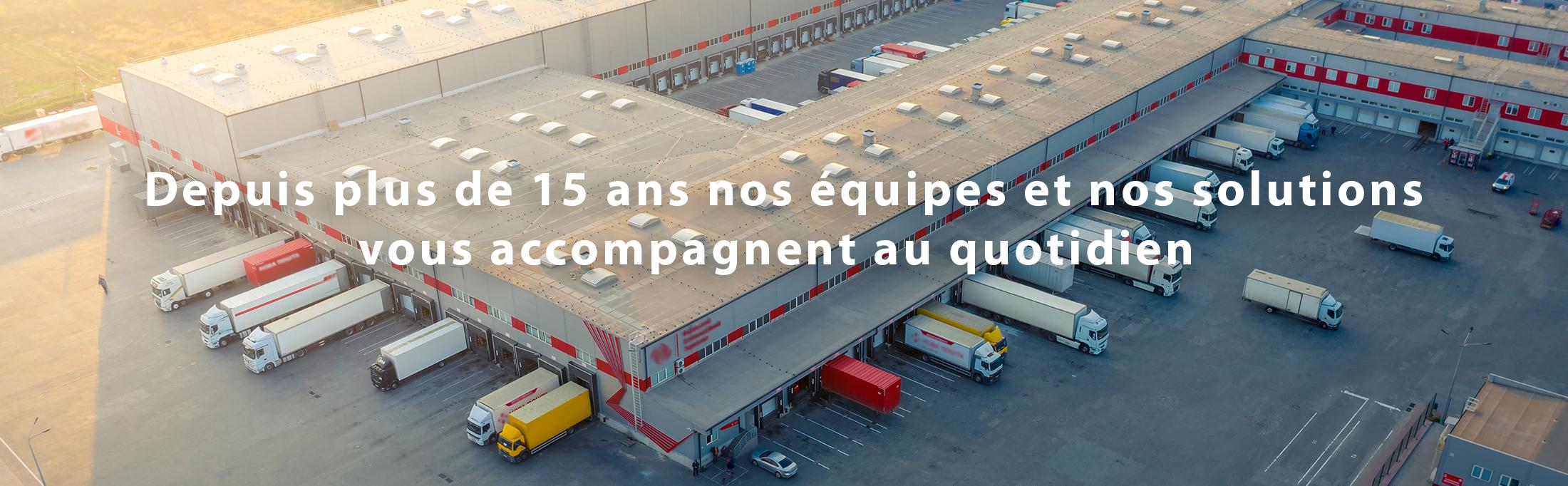 logiciel logistique supply chain