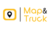 Map and Truck agrégation datas transport